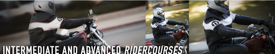 Advanced RiderCourses